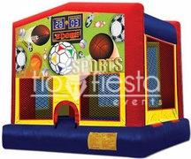 Sports Modular Bounce House 13×13