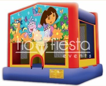 Dora Modular Bounce House  13×13