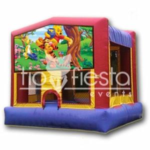 Pooh Modular Bounce House 13×13